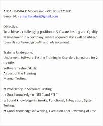 resume format for software testing fresher inspirational essay on resume format for software testing fresher inspirational essay on describing biggest dream as a police officer dissertation
