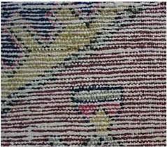 the craycraft blue field hamadan rug