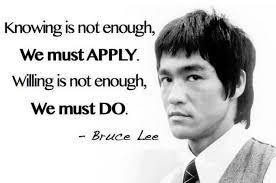 Bruce Lee Quotes Amazing Quote Of Bruce Lee QuoteSaga