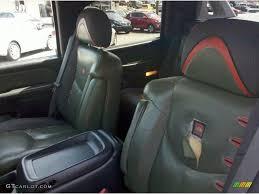 2002 Chevrolet Avalanche The North Face Edition 4x4 interior Photo ...