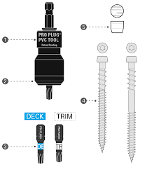 plug screws