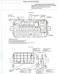 1994 honda civic lx fuse box diagram wiring diagrams for
