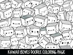 Kawaii Food Colouring Pages Printable Cute Coloring For Kids Adults