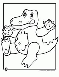 Small Picture Alligator Coloring Pages and Crocodile Coloring Pages Animal Jr
