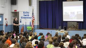 Kelley Smith Students Learn About Bullying - News