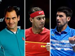 Federer, Nadal, Djokovic: The best era of tennis, and of ...