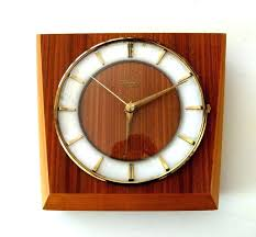 art wall clocks artistic large handmade oversized retro rustic luxury big gear wooden vintage deco clock wall art clock