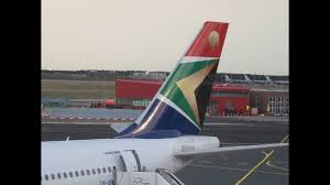 South African Airways Saa Airbus 340 600 Seats 2h 2k Business Class Frankfurt To Johannesburg