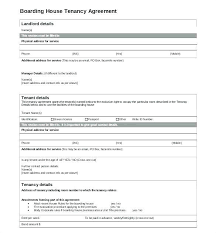 House Rental Agreement Template | Getcontagio.us