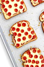 Pizza Toast The Bakermama