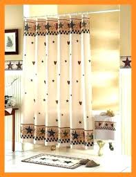 rustic shower curtain hooks curtains star rods large size of