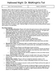 pitch document template one page proposal