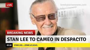 Cameo Lelel News Lee Despacito - Lee Breaking To Memes com In Stan Le Dopl3r 2218 Live