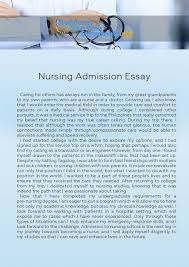 craft a convincing admission essay the assistance of this  craft a convincing admission essay the assistance of this nursing admission essay sample get more sample here nursing residencypersona