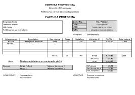 Formato De Factura De Exportacion Factura Con Incoterms 2010 Comercio Y Aduanas
