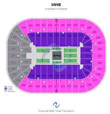 Greensboro Coliseum Seating Chart Monster Jam Greensboro Coliseum Seating Chart