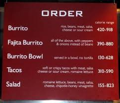 qdoba menu nutrition 12528