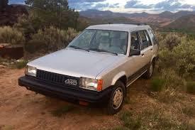 Southwest Wagon: 1985 Toyota Tercel SR5 4WD