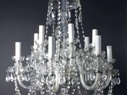 chandelier antique crystal vintage chandeliers