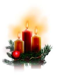 113 best Christmas Candles images on Pinterest   Christmas candles ...