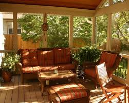 screened porch furniture. contemporary screened classic porch idea in minneapolis with decking for screened porch furniture d