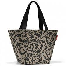 ZS7027 <b>Сумка REISENTHEL Shopper M</b> baroque taupe купить в ...