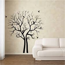 how to paint a wall with stencils unique large tree wall stencils painting 1 wall decal