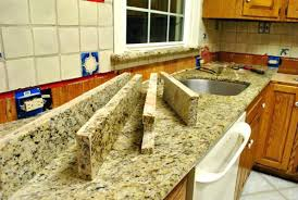removing granite countertops