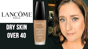 Lancome Renergie Lift Foundation Full Day Wear Test Dry Skin Over 40