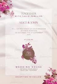 Wedding Invitation Psd Magdalene Project Org