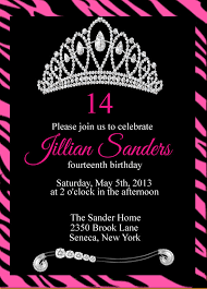 Invitations For Teenage Girl Awesome Teenage Girl Party Invitations