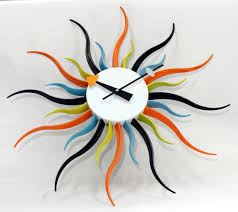 Small Picture Clocks Modern Contemporary Wall clocks For Home Square Wall