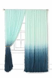 Teal Bedroom Curtains Anthropologie Wavering Ombrac Curtains Gorgeous Shades Of