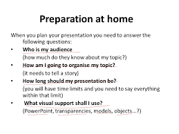 lecture how to overcome nervousness when doing powerpoint  36 preparation