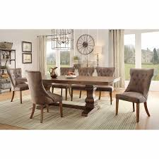 august grove angela 7 piece dining set ideas for oak dining room table and chairs