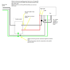 broan bathroom fan wiring diagram graphic i have a broan qtxe 110 flt fan i need a simple diagram on