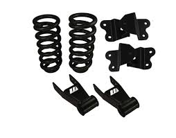 Deluxe Lowering Kit, 1963-72 Chevy/GMC C10 - 2.5