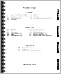 long 610 tractor service manual tractor manual