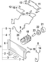 parts com® volkswagen touareg evaporator heater components oem 2004 volkswagen touareg tdi v10 4 9 liter diesel evaporator heater components