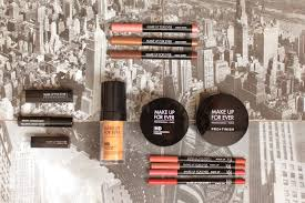 makeup forever uk launch