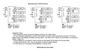 4 foot 2 lamp ballast wiring diagram trusted wiring diagrams \u2022 277 Volt Wiring Colors at 277 Volt Ballast Wiring Diagram