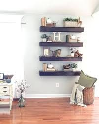 shelf decorations floating wall shelves decorating ideas best floating shelf decor ideas on living room intended