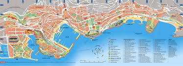 large monte carlo maps for free download and print  high