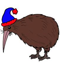 Small Picture Kiwi 2 Coloring Pages for Kids to Color and Print