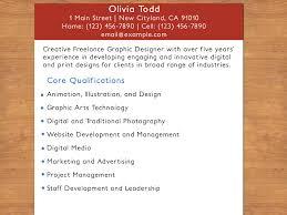 Create Free Pdf Resume Online Best Resume Templates