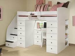 bunk beds with desk and stairs. Modren With Twin Loft Bed With Desk And Stairs Bunk Beds H