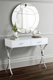 white glass furniture. White Glass Furniture