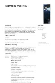 Promoter Resume samples