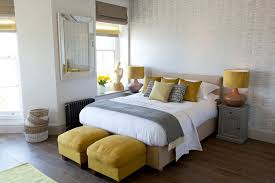 Image Yellow Paint Homedit How You Can Use Yellow To Give Your Bedroom Cheery Vibe