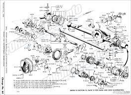 Dana 60 front axle parts diagram front rear axle suspension